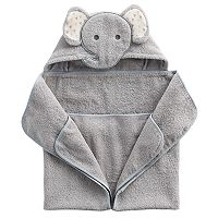 Just Born Elephant Hooded Towel