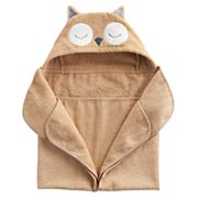 Just Born Owl Hooded Towel