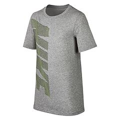 Boys 8-20 Nike Dri-FIT Linear Block Tee