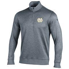 Men's Under Armour Notre Dame Fighting Irish Storm Sweater Fleece Pullover