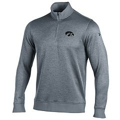 Men's Under Armour Iowa Hawkeyes Storm Sweater Fleece Pullover