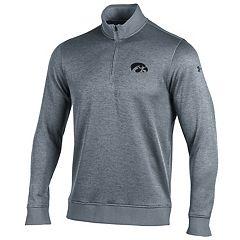 Men's Under Armour Iowa Hawkeyes Storm Sweater Fleece Pullover