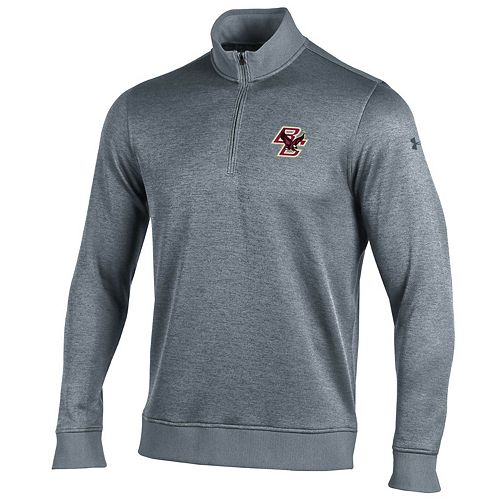 Men's Under Armour Boston College Eagles Storm Sweater Fleece Pullover