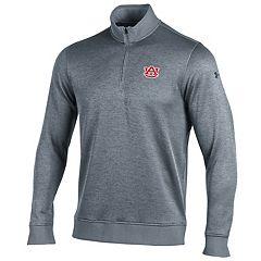 Men's Under Armour Auburn Tigers Storm Sweater Fleece Pullover