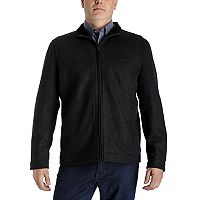 Men's Tower by London Fog Regular-Fit Wool-Blend Fleece Hipster Jacket