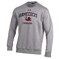 Men's Under Armour South Carolina Gamecocks Rival Fleece Sweatshirt