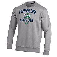 Men's Under Armour Notre Dame Fighting Irish Rival Fleece Sweatshirt