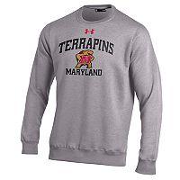 Men's Under Armour Maryland Terrapins Rival Fleece Sweatshirt