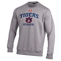 Men's Under Armour Auburn Tigers Rival Fleece Sweatshirt