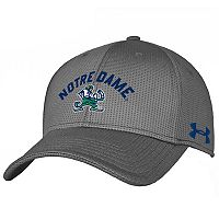 Adult Under Armour Notre Dame Fighting Irish Stretch-Fit Cap