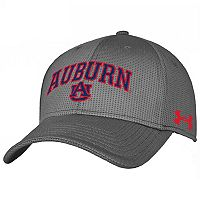 Adult Under Armour Auburn Tigers Stretch-Fit Cap