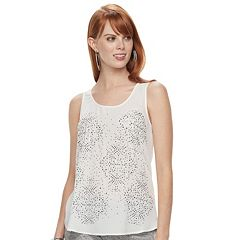 Women's Juicy Couture Embellished Tank Top