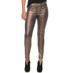 Women's Juicy Couture Coated Metallic Leggings
