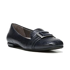 LifeStride Baffle Women's Buckle Loafers