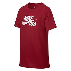 Boys 8-20 Nike Dri-FIT USA Tee