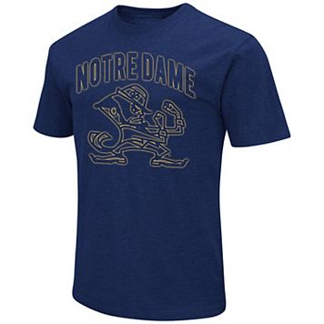 Men's Campus Heritage Notre Dame Fighting Irish Logo Tee
