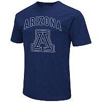 Men's Campus Heritage Arizona Wildcats Logo Tee