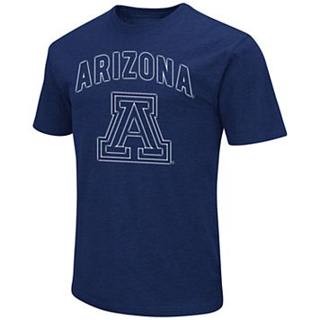 Men's Campus Heritage Arizona Wildcats Logo Tee