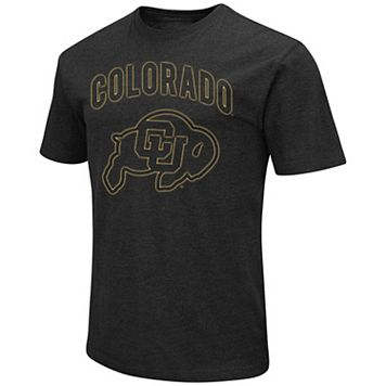 Men's Campus Heritage Colorado Buffaloes Logo Tee