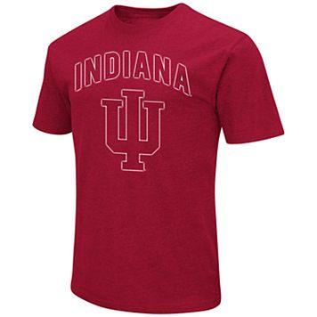 Men's Campus Heritage Indiana Hoosiers Logo Tee