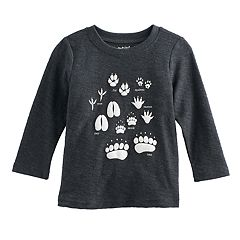 Baby Boy Jumping Beans® Long Sleeve Graphic Tee