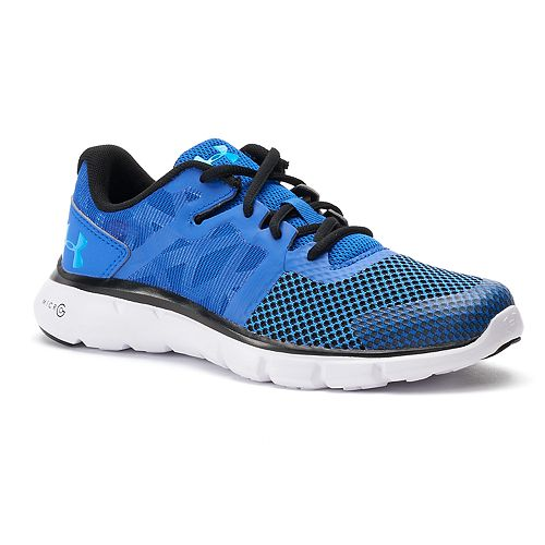 Under Armour Micro G Shift Run Grade School Boys' Sneakers