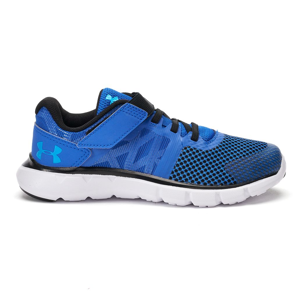 Under Armour Micro G Shift Run Preschool Boys' Sneakers