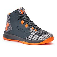 Under Armour Torch Fade Mid Preschool Boys' Basketball Shoes