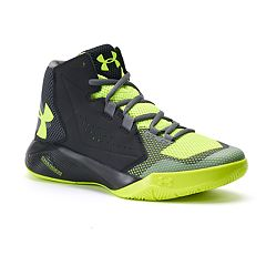Under Armour Torch Fade Mid Grade School Boys' Basketball Shoes