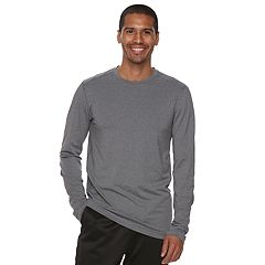 Men's Tek Gear® Brush Lined Base Layer Tee