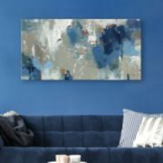 Artissimo Designs Fluttered Canvas Wall Art