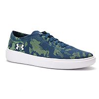 Under Armour Kick It 2 Camo Low Grade School Kids' Sneakers