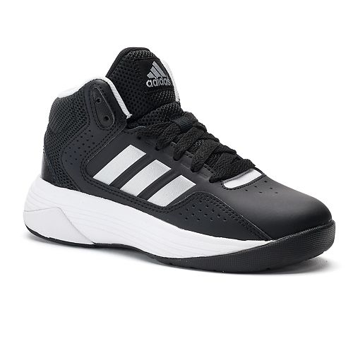 detailed look fd4a6 cf718 adidas Cloudfoam Ilation Mid Kids  Basketball Shoes