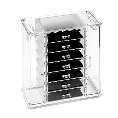 Honey-Can-Do Arielle Jewelry Chest