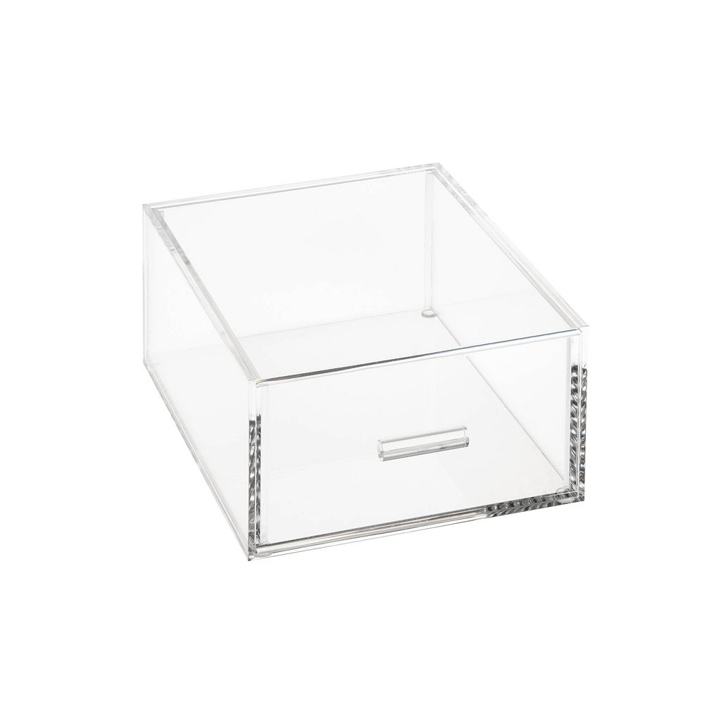 Honey-Can-Do iced Tall Acrylic Drawer