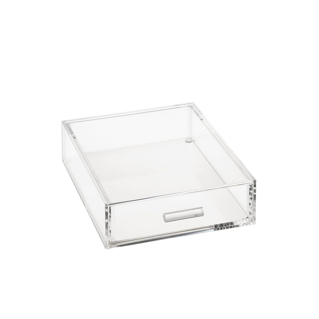 Honey-Can-Do iced Petite Acrylic Drawer