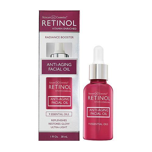 RETINOL Anti-Wrinkle Facial Oil