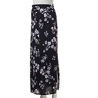 Women's Studio 253 Print Maxi Skirt
