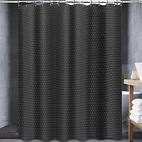 Popular Bath Diamond Shower Curtain