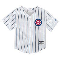 Baby Majestic Chicago Cubs Cool Base Replica Jersey