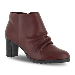 Easy Street Breena Women's Slouch Ankle Boots