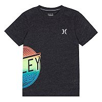 Boys 4-7 Hurley Wrap-Around Logo Graphic Tee