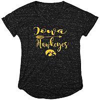 Women's Iowa Hawkeyes Magnolia Tee