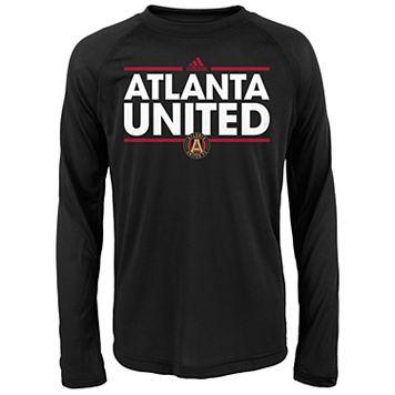 Boys 8-20 adidas Atlanta United FC Dassler City Long-Sleeved Tee