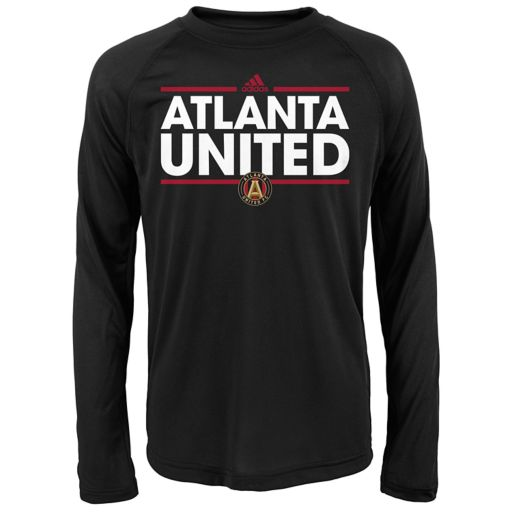 Boys 8-20 adidas Atlanta United FC Dassler City Long-Sleeved Tee