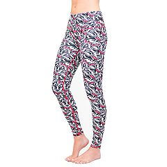 Wisconsin Badgers Stacked Leggings