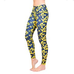 Michigan Wolverines Stacked Leggings