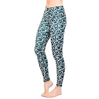 Michigan State Spartans Stacked Leggings