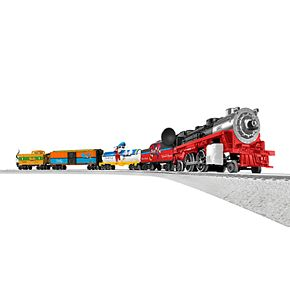 Disney's Mickey Mouse Mickey & Friends Express Train Set with Bluetooth by Lionel
