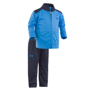 Boys 4-7 Under Armour Zip Track Jacket & Pants Set